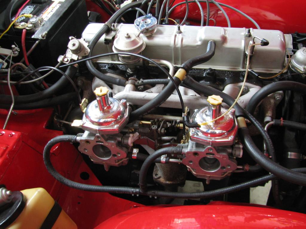 Tuning A Triumph Tr6 Uk Motorsports