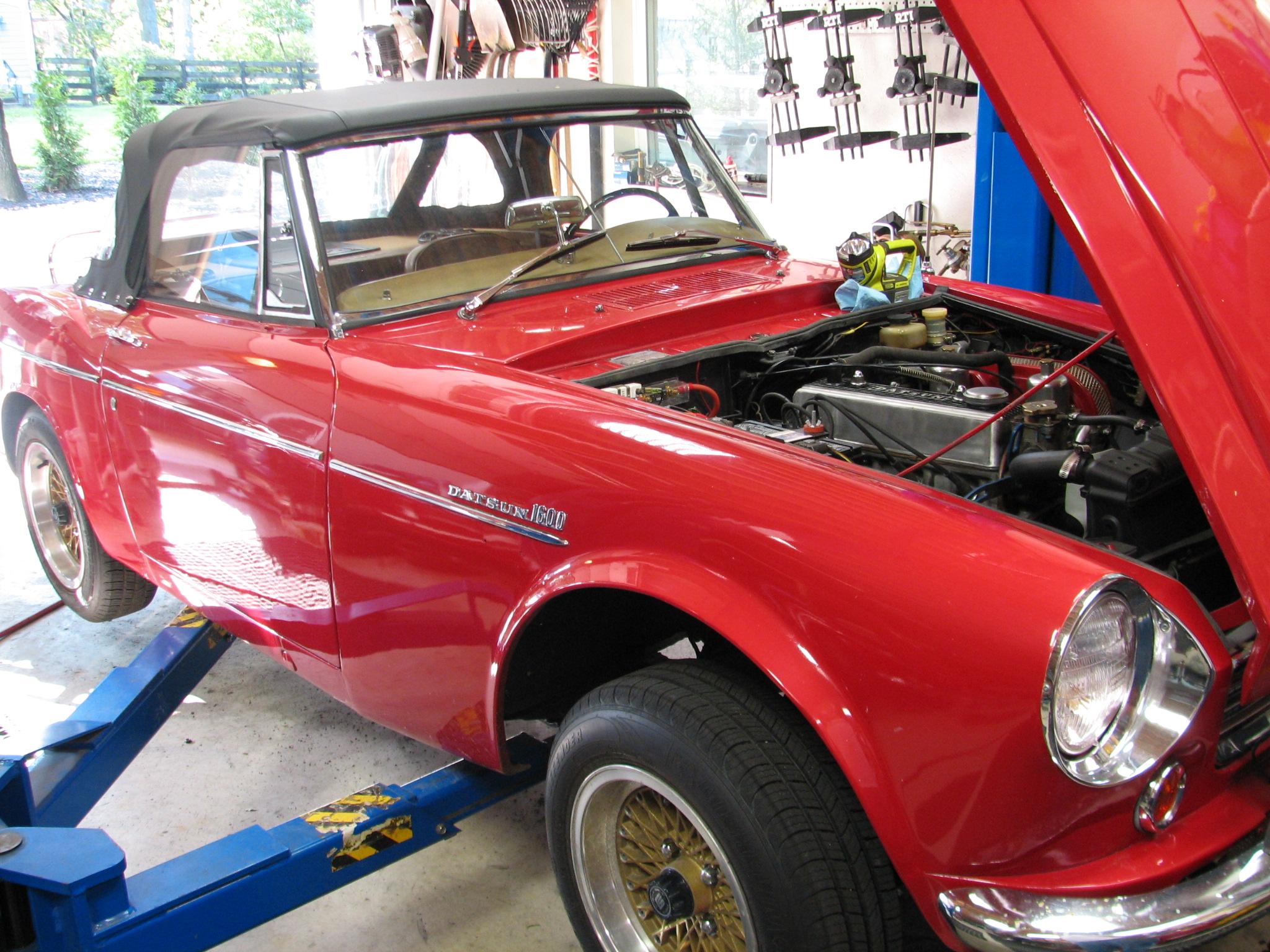Datsun 1600 Uk Motorsports