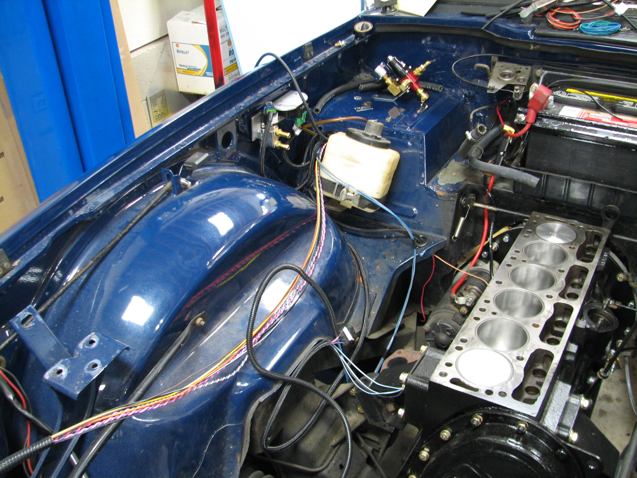 Triumph Tr6 Fuel Injection Uk Motorsports