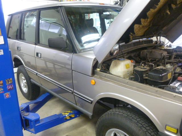 1991 Land Rover